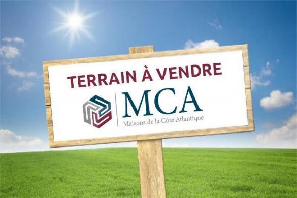 Maison+Terrain à vendre .(90 m²)(CARCANS) avec (Maisons MCA Carcans)