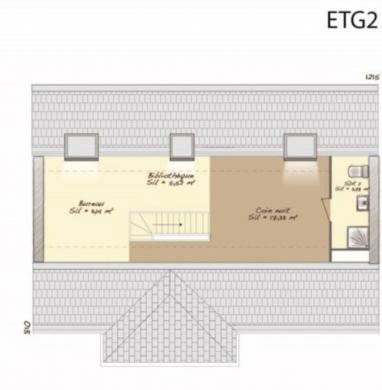 Maison+Terrain à vendre .(186 m²)(CLAIREFONTAINE EN YVELINES) avec (MAISONS BALENCY)