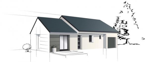 Maison à vendre .(80 m²)(ESCHBACH) avec (ALSAMAISON)