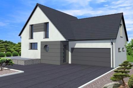 Maison à vendre .(138 m²)(BALDENHEIM) avec (ALSAMAISON)