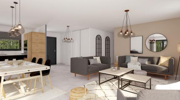 Maison à vendre .(120 m²)(OBERROEDERN) avec (ALSAMAISON)