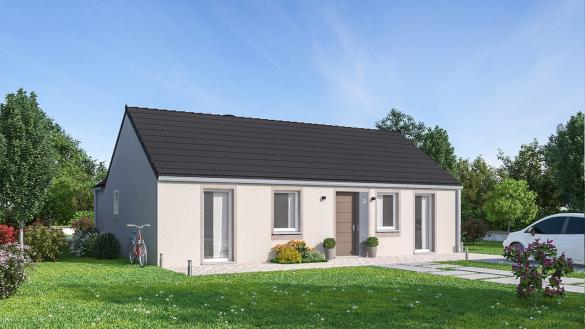 Maison+Terrain à vendre .(92 m²)(GRIESHEIM PRES MOLSHEIM) avec (Maisons Phénix-67202-WOLFISHEIM)
