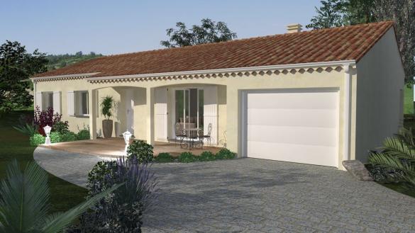 Maison+Terrain à vendre .(100 m²)(ROMANS SUR ISERE) avec (Maisons Phenix Decines Charpieu)