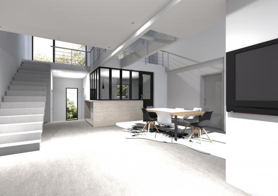 Maison à vendre .(144 m²)(METZ) avec (EST IMMO)