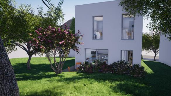 Maison à vendre .(96 m²)(METZ) avec (EST IMMO)