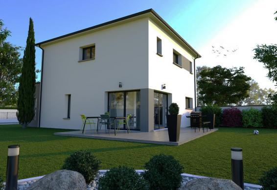 Maison+Terrain à vendre .(109 m²)(TEYRAN) avec (TRADIBAT CONSTRUCTION)