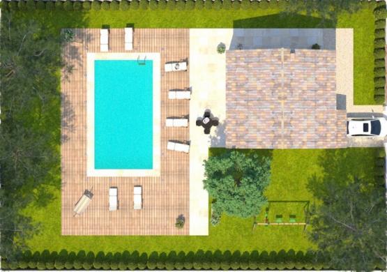 Maison+Terrain à vendre .(83 m²)(CLAIRA) avec (MAISONS BALENCY)