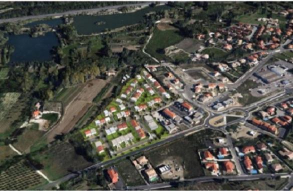 Maison+Terrain à vendre .(90 m²)(CORNEILLA LA RIVIERE) avec (MAISONS BALENCY)