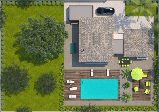 Maison+Terrain à vendre .(170 m²)(PERPIGNAN) avec (MAISONS BALENCY)
