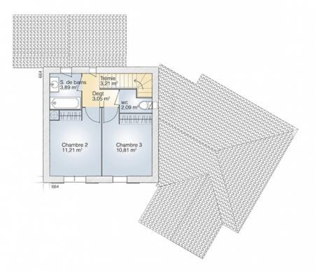 Maison+Terrain à vendre .(100 m²)(ARLES SUR TECH) avec (MAISONS BALENCY)