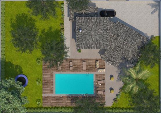 Maison+Terrain à vendre .(145 m²)(SAINT ANDRE) avec (MAISONS BALENCY)