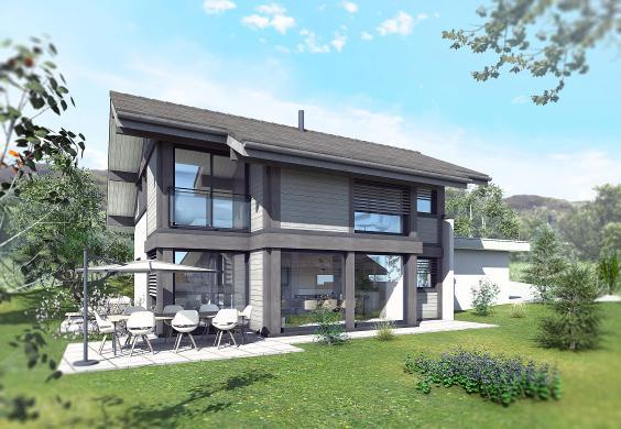 Maison+Terrain à vendre .(135 m²)(SEYNOD) avec (EDEN HOME)