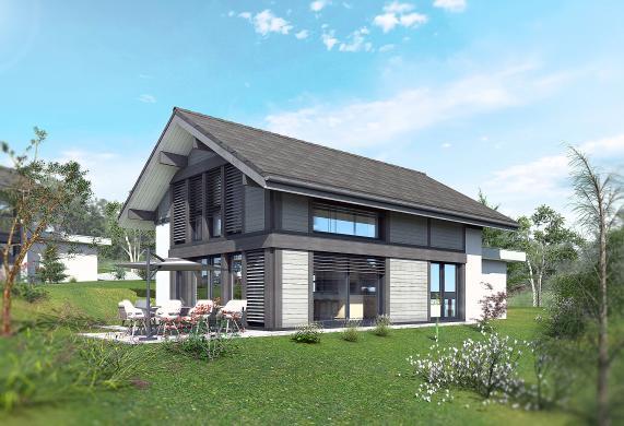Maison+Terrain à vendre .(128 m²)(SEYNOD) avec (EDEN HOME)
