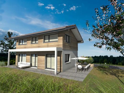 Maison+Terrain à vendre .(108 m²)(CHAPAREILLAN) avec (EDEN HOME)