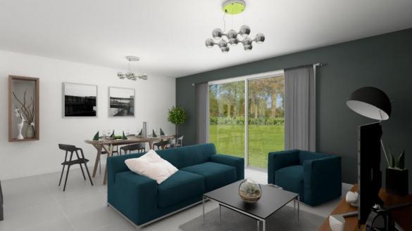Maison+Terrain à vendre .(110 m²)(MURET) avec (MAISONS FRANCE CONFORT)