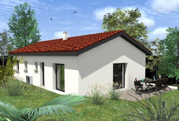 Maison à vendre .(91 m²)(FRANS) avec (TRADICONFORT 69)