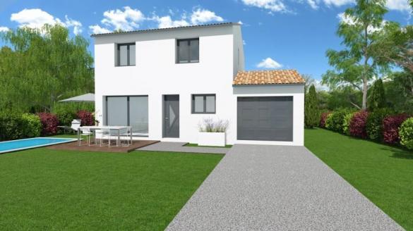 Maison à vendre .(90 m²)(CHOZEAU) avec (TRADICONFORT 69)
