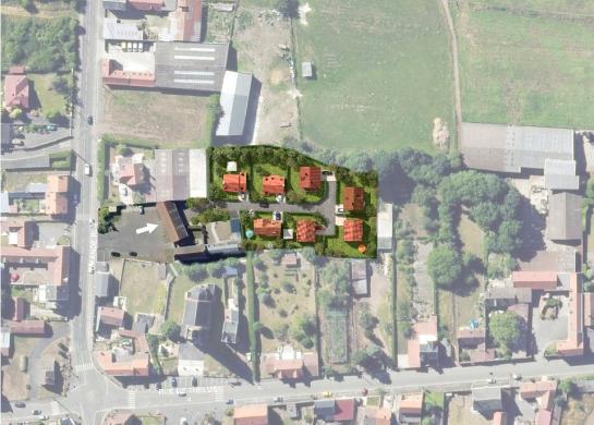 Maison+Terrain à vendre .(145 m²)(ROCLINCOURT) avec (MAISONS FRANCE CONFORT)