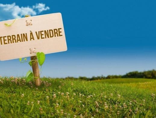 Terrain à vendre .(SAINT ANDRE DE SANGONIS) avec (MAISONS FRANCE CONFORT)