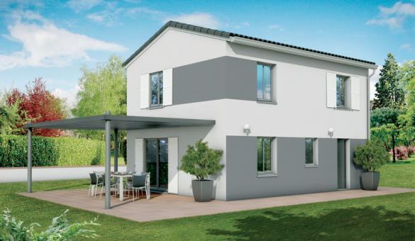 Maison+Terrain à vendre .(89 m²)(LABARTHE SUR LEZE) avec (VILLAS ET MAISONS DE FRANCE)