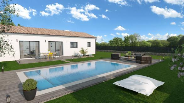 Maison+Terrain à vendre .(110 m²)(SEYSSES) avec (VILLAS ET MAISONS DE FRANCE)
