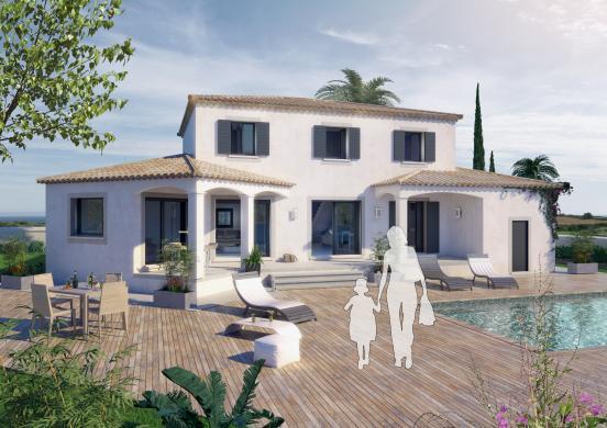 Maison+Terrain à vendre .(145 m²)(BEAUCAIRE) avec (ART ET TRADITIONS MEDITERRANEE)