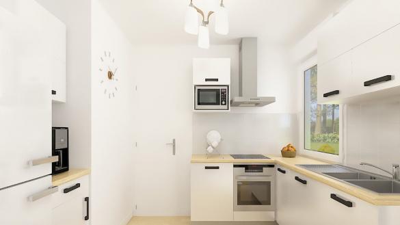Maison+Terrain à vendre .(91 m²)(COLOMBE) avec (MAISON PHENIX)