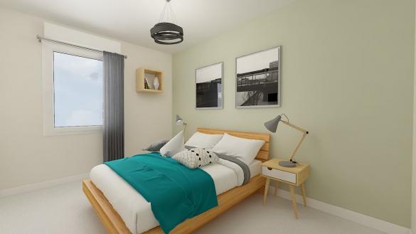 Maison+Terrain à vendre .(91 m²)(SAINT PIERRE D'ALLEVARD) avec (MAISON PHENIX)