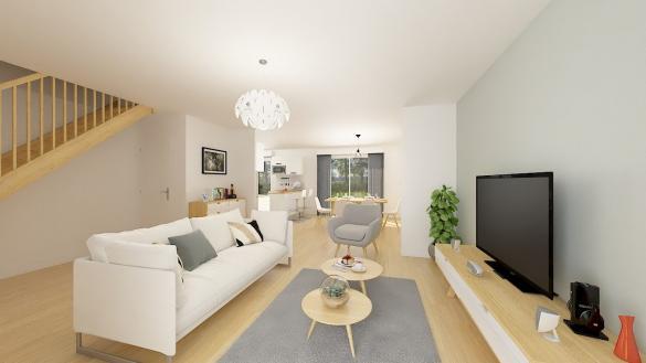 Maison+Terrain à vendre .(120 m²)(CROLLES) avec (MAISON PHENIX)
