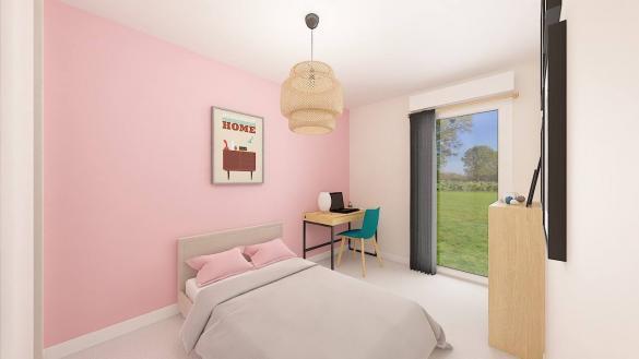 Maison+Terrain à vendre .(75 m²)(SEPPOIS LE BAS) avec (MAISONS PHENIX)