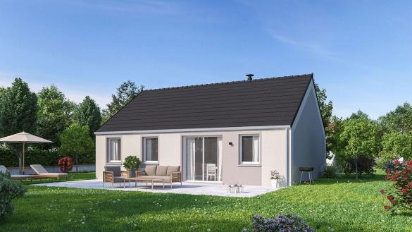 Maison+Terrain à vendre .(84 m²)(LAUTENBACH) avec (MAISONS PHENIX)