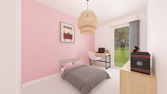 Maison+Terrain à vendre .(84 m²)(ALBA LA ROMAINE) avec (MAISONS PHENIX)