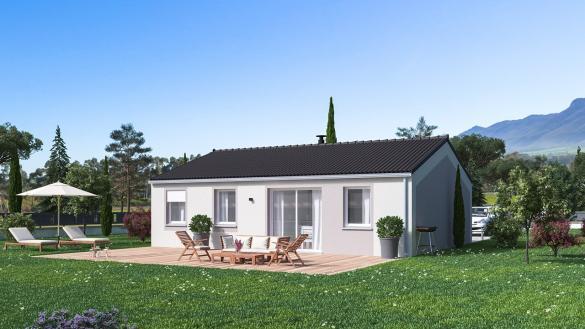 Maison+Terrain à vendre .(84 m²)(BOLLENE) avec (Maison Familiale St Marcel les Valence)