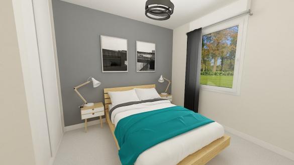 Maison+Terrain à vendre .(84 m²)(BAIX) avec (MAISONS PHENIX)