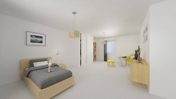 Maison+Terrain à vendre .(106 m²)(GEYSSANS) avec (Maison Familiale St Marcel les Valence)