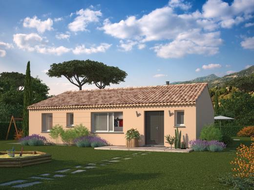 Maison+Terrain à vendre .(97 m²)(SAINT HILAIRE DU ROSIER) avec (Maison Familiale St Marcel les Valence)