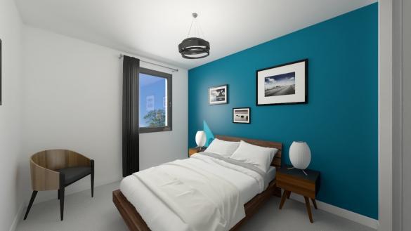 Maison+Terrain à vendre .(111 m²)(BAIX) avec (Maison Familiale St Marcel les Valence)