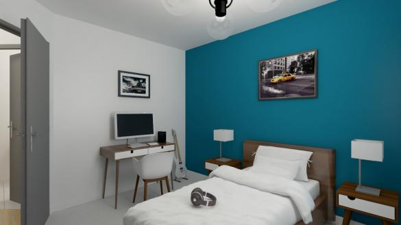 Maison+Terrain à vendre .(108 m²)(VALENCE) avec (Maison Familiale St Marcel les Valence)