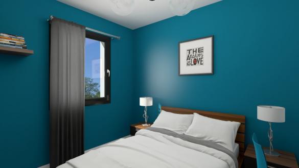 Maison+Terrain à vendre .(108 m²)(BOUGE CHAMBALUD) avec (Maison Familiale St Marcel les Valence)