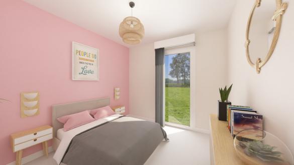 Maison+Terrain à vendre .(128 m²)(ARVILLERS) avec (MAISONS PHENIX)