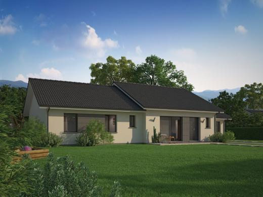 Maison+Terrain à vendre .(92 m²)(LA MURE) avec (Maisons familiales Échirolles)