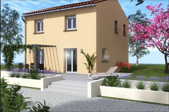 Maison à vendre .(82 m²)(MONTELIMAR) avec (MAISONS VESTALE 26)