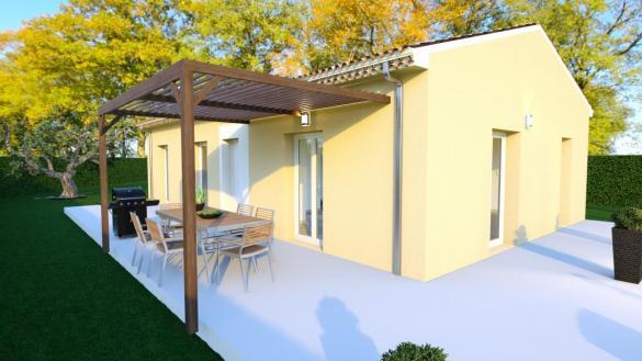 Maison à vendre .(91 m²)(CREST) avec (MAISONS VESTALE 26)