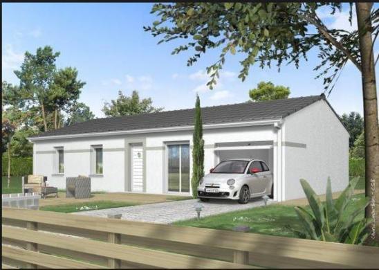 Maison à vendre .(85 m²)(ALLAN) avec (MAISONS VESTALE 26)