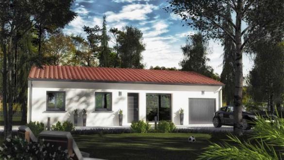 Maison à vendre .(69 m²)(LA COUCOURDE) avec (TRADICONFORT 26)
