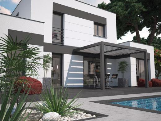 Maison+Terrain à vendre .(95 m²)(MARTILLAC) avec (SO'9 HABITAT)