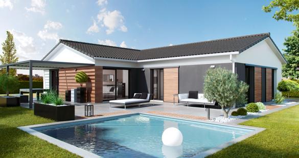 Maison+Terrain à vendre .(115 m²)(EYSINES) avec (SO'9 HABITAT)