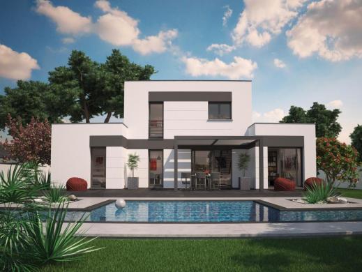 Maison+Terrain à vendre .(107 m²)(GRADIGNAN) avec (SO'9 HABITAT)