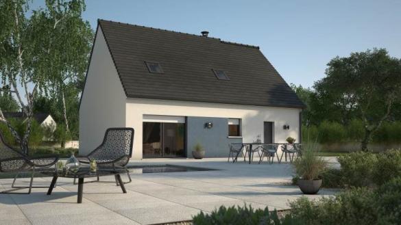 Maison+Terrain à vendre .(89 m²)(TIREPIED) avec (MAISONS FRANCE CONFORT)