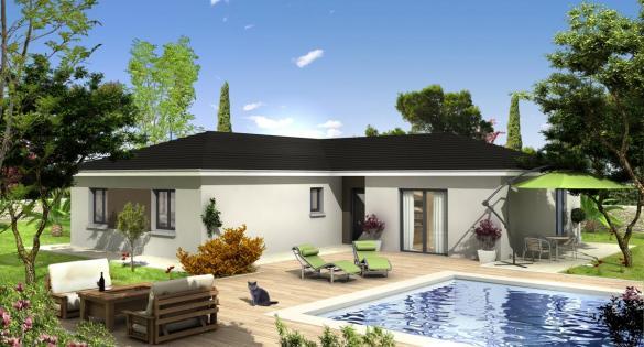 Maison à vendre .(105 m²)(VIENNE) avec (CEVI 69)